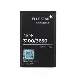 Battery for Nokia 3100/3650/6230/3110 Classic 900 mAh Li-Ion Blue Star