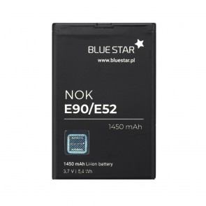 Battery for Nokia E90/E52/E71/N97/E61i/E63/6650 Flip 1450 mAh Li-Ion Blue Star