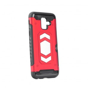 Forcell MAGNET Case Samsung Galaxy A6 ( A6 2018 ) red