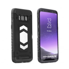 Forcell MAGNET Case Samsung Galaxy S10 Plus black