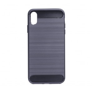 "Forcell CARBON Case Iphone XS Max ( 6,5"" ) graphite"