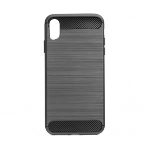 """Forcell CARBON Case for IPHONE XS Max ( 6,5"""" ) black"""