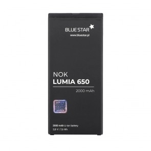 Battery for Nokia Lumia 650 2000 mAh Li-Ion (BS) PREMIUM