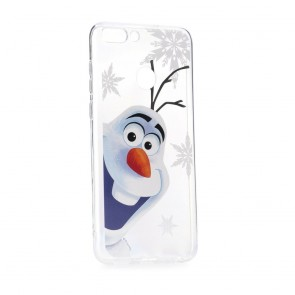Case with licence Samsung Galaxy A6 Plus 2018 Olaf Frozen (002)