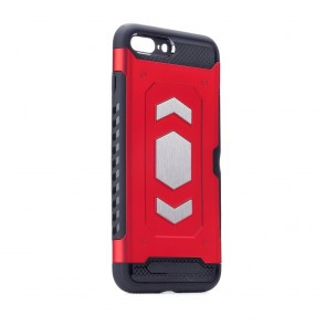 Forcell MAGNET Case Iphone 7 Plus / 8 Plus red