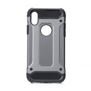 "Forcell ARMOR Case for IPHONE XS ( 5,8"" ) gray"