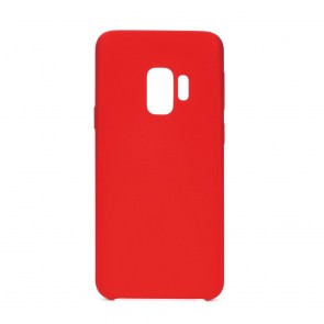 Forcell Silicone Case Samsung Galaxy A9 red