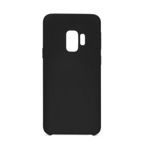 Forcell Silicone Case for SAMSUNG Galaxy S10 Plus black