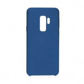 Forcell Silicone Case Samsung Galaxy S9 PLUS  dark blue