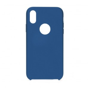 """Forcell Silicone Case for IPHONE 11 2019 ( 6,1"""" ) dark blue"""