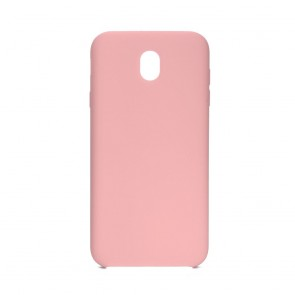 Forcell Silicone Case for SAMSUNG Galaxy J7 2017 pink