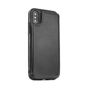 Forcell Wallet Case  - Samsung Galaxy S8 Plus black