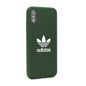 Futerał ADIDAS Originals Moulded Case Iphone XS Max green