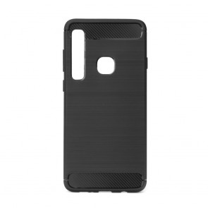 Forcell CARBON Case Huawei Y9 2018 black