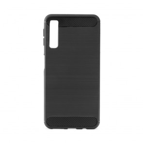 Forcell CARBON Case SAM Galaxy A7 2018 ( A750 ) black