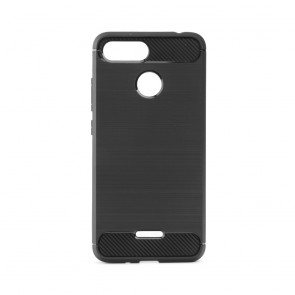Forcell CARBON Case for XIAOMI Redmi 8 black