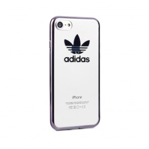 ADIDAS Originals ENTRY Clear Case SUEDE Iphone 7 / 8 khaki