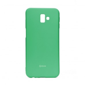 Roar Colorful Jelly Case - SAM Galaxy J6+ ( J6 PLUS ) mint
