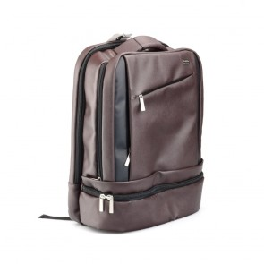 Backpack for laptop / tablet Kaku KALUN brown
