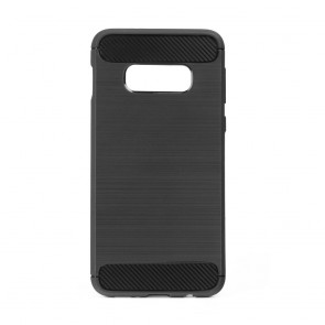 Forcell CARBON Case for SAMSUNG Galaxy S10e / S10 Lite black