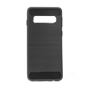 Forcell CARBON Case Samsung Galaxy S10 black