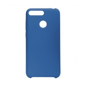 Forcell Silicone Case for HUAWEI P40 Lite blue