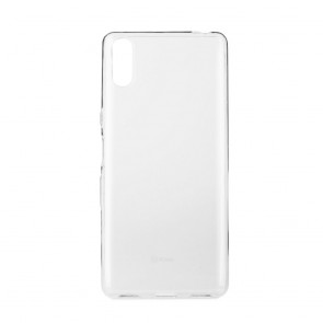 Jelly Case Roar - SON XPERIA L3 transparent