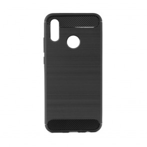 Forcell CARBON Case for HUAWEI P Smart PRO 2019 black