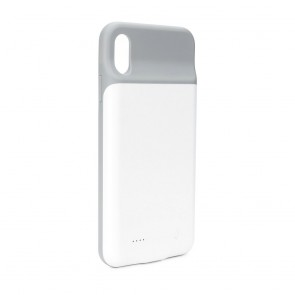 Case with powerbank 3000 mAh for Iphone X / Xs white