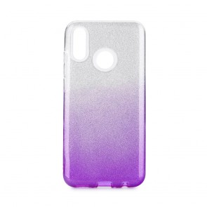 Forcell SHINING Case for HUAWEI P SMART 2020 transparent/violet