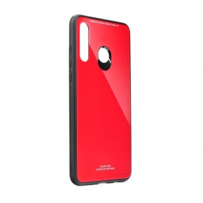 GLASS Case for HUAWEI Y5P red
