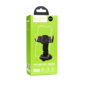 HOCO car holder Refined suction cup base in-car dashboard CA40 black