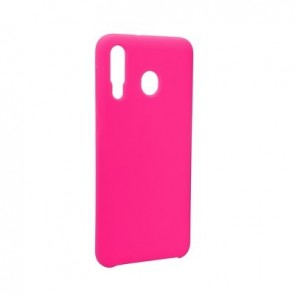 Forcell Silicone Case for SAMSUNG Galaxy M30 / A40S hot pink
