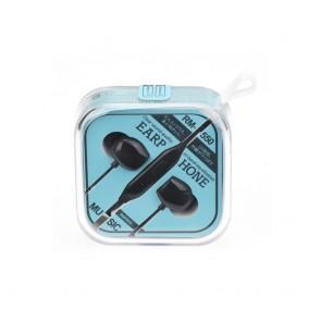 REMAX earphones RM-550 black