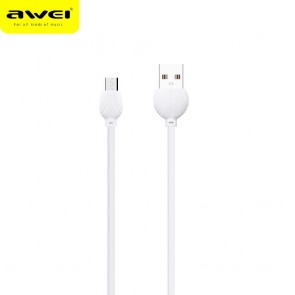Cable AWEI CL61 Ipho gray