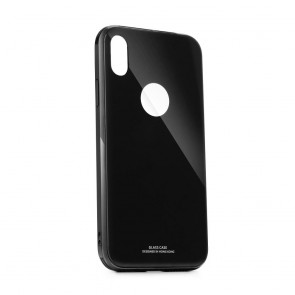 Forcell GLASS Premium Case for SAMSUNG Galaxy A40 black