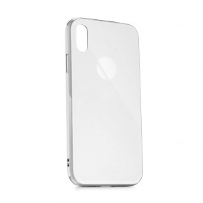 Forcell GLASS Premium Case for SAMSUNG Galaxy S10e white