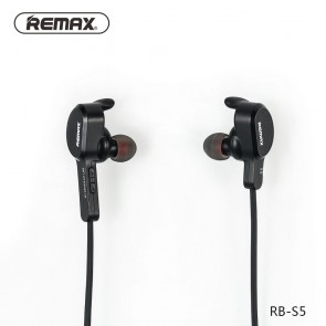 REMAX bluetooth earphones SPORTY RB-S5 black