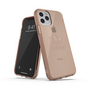 ADIDAS Originals Clear case Big Logo for iPhone 11 PRO ( 5.8) rose gold