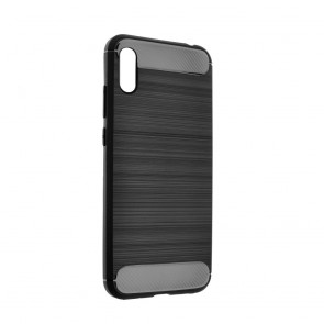 Forcell CARBON Case for HUAWEI Y5P black