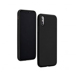 Forcell SILICONE LITE Case for IPHONE 6 / 6S black