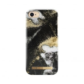 iDeal of Sweden for Iphone 6S / 7 / 8 Black Galaxy Marble