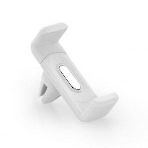 Car holder for smartphone Air vent wthite