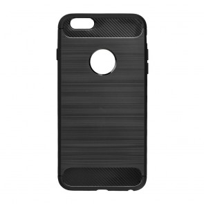 Forcell CARBON Case for IPHONE 6/6S black