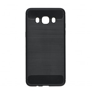 Forcell CARBON Case for SAMSUNG Galaxy J7 2016 black