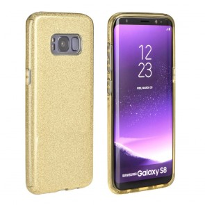 Forcell SHINING Case Huawei Y6 2019 gold