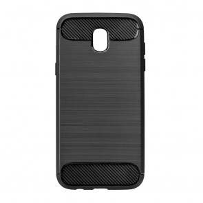 Forcell CARBON Case for SAMSUNG Galaxy J3 2017 black