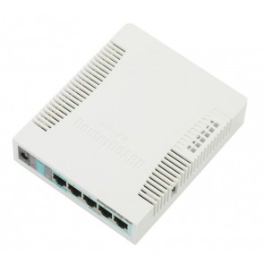 MIKROTIK Router/Access Point RB951G-2HnD 600Mhz CPU, 128MB RAM