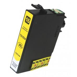 Συμβατό Inkjet για Epson, T1634, 11.6ml, Yellow
