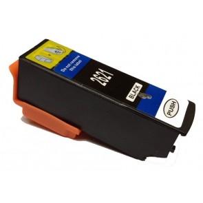 Συμβατό Inkjet για Epson, T2621, 21ml, Black